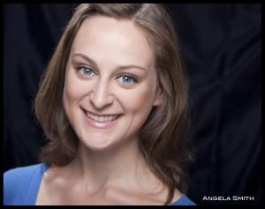 Angela Hope Smith, commercial headshot