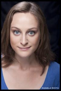 Angela Hope Smith, theatrical headshot