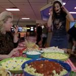 "Amanda in ""Wheel It Hard!"" an indie mockumentary. With Christine Louise Marshall."