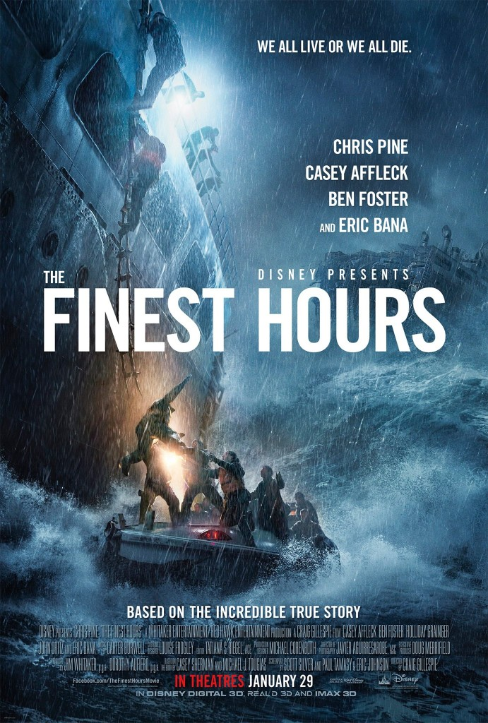 The Finest Hours Official Poster