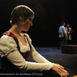 Angela Hope Smith as Ophelia